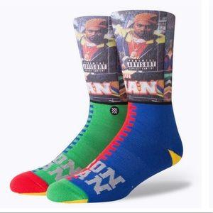 Stance X Wutang Ghostface Killah Ironman socks